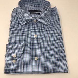 New$79 Tommy Hilfiger dress shirts 16 1/2 34-35